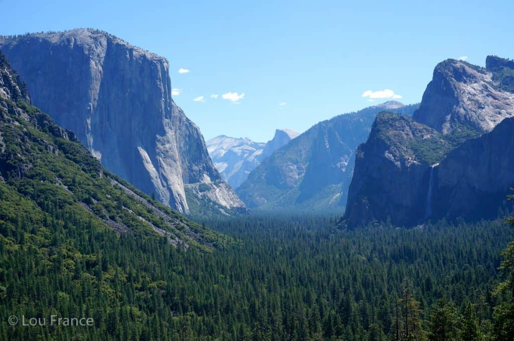 Yosemite is a favourite for climbers and a must for a photo journey of America's National Parks