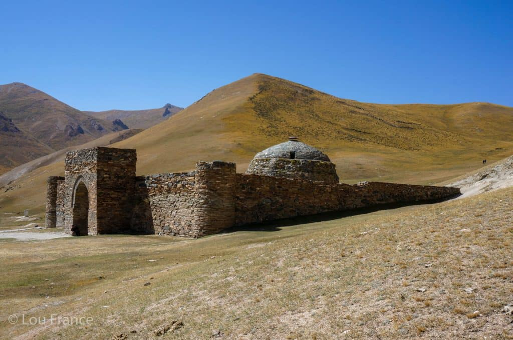 Tash Rabat is an ancient Caravanserai and a must for any visit to Kyrgyzstan