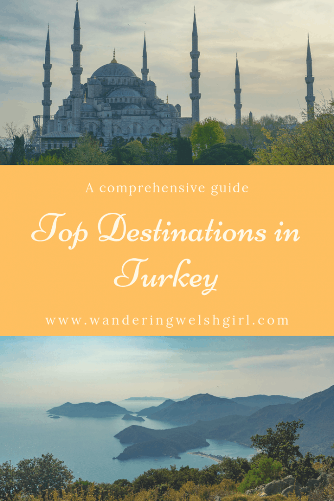 A guide to visiting the best destinations Turkey has to offer on an Istanbul to Cappadocia road trip