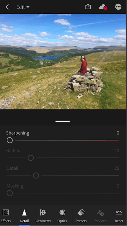 Adobe Lightroom is a useful app for photographers