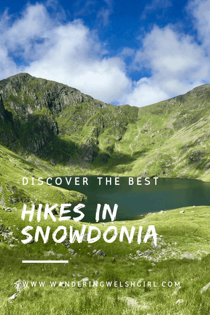 Discover the best Snowdonia hiking routes and choose which one is right for you