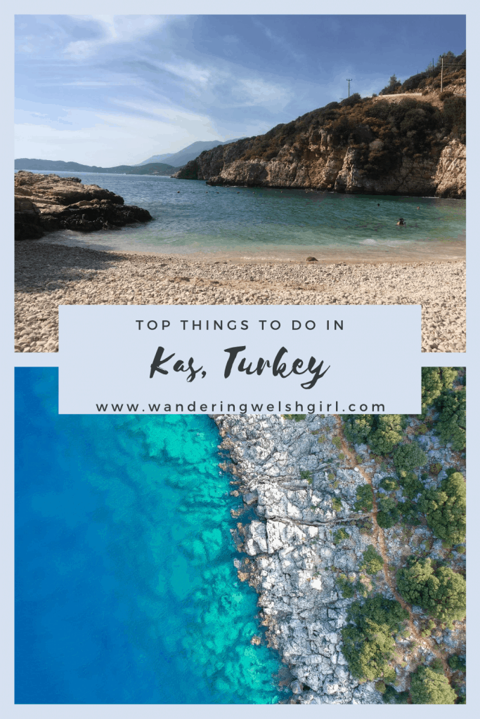 Discover all the top things to do in Kas, Turkey including restaurant suggestions and accommodation options