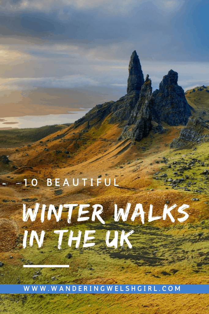 From coastal hikes in the south west to mountain forests in the Lake District. Explore the UK with these 10 beautiful winter walks.