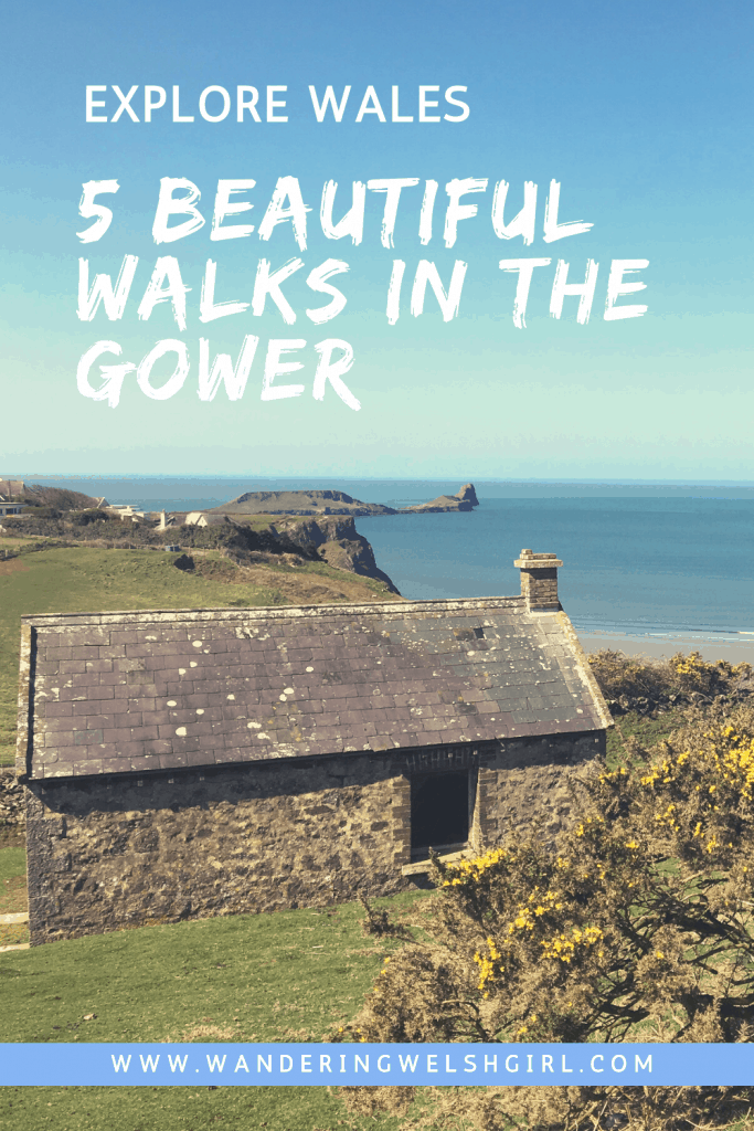 The Gower Peninsula is an Area of Outstanding Natural Beauty in South Wales. Discover 5 beautifully scenic Gower walks.